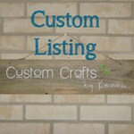 """CUSTOM LISTING - Reclaimed Wood Sign - """"give us this day our daily bread"""" sign - Hand-Painted Wood Sign, Rustic, Large scale sign"""