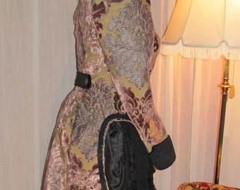 Reduced!!!! Victorian/steampunk brocade jacket! Reduced!!