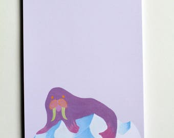 Walrus Notepad