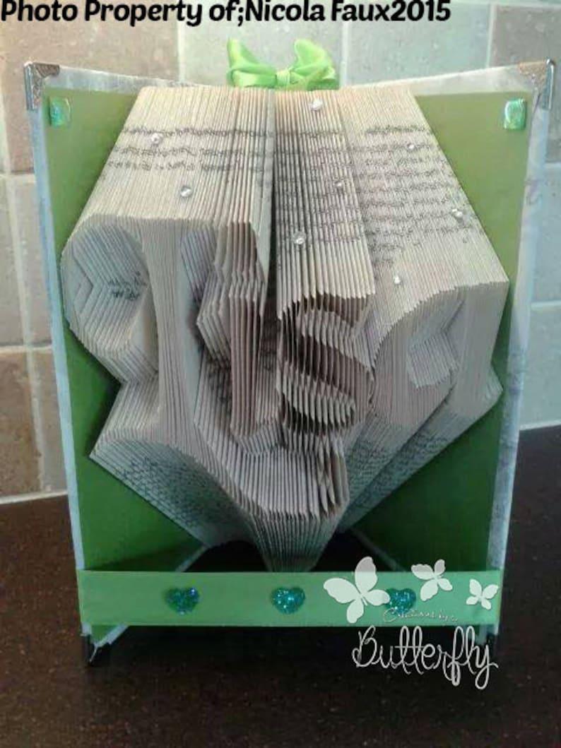 PDF /& Tutorial 285 Folds Immediate Download Book Folding Pattern /'Lisa/'