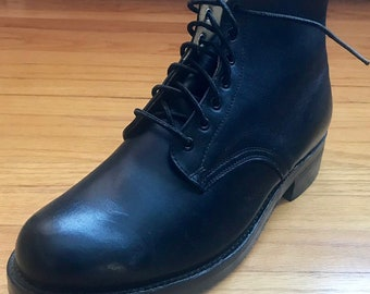 c9af659e9fb58 Police boots   Etsy