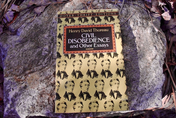 Henry David Thoreau Civil Disobedience And Other Essays  Etsy Image  Professional Research Writers also Sample Essays For High School Students  Essay Of Health