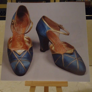 1920er Jahre Lederschuhe 20er Jahre Tan Leder Oxford Schuhe Lothrops Farnham Co.