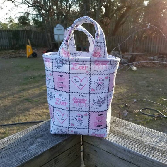 Wedding Tote Bag, Bridal Gift Bag, Wedding Gift, Wedding Party Gift, Wedding Basket, Bridal Party Gift, Bridesmaid Gift, Bride Gift, Wedding