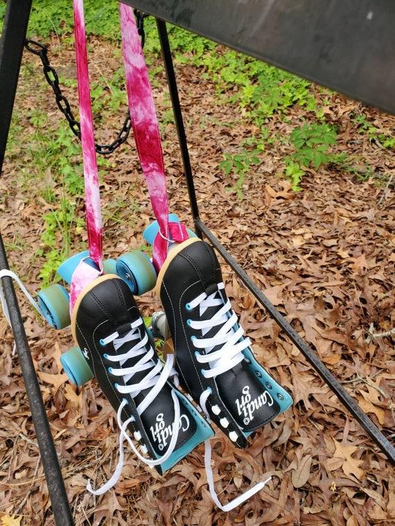 Roller Skate Leash, Roller Skate Strap, Derby Leash, Derby Strap, Yoga Mat Strap, Yoga Mat Leash