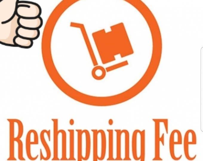 Reshipping, Extra shipping