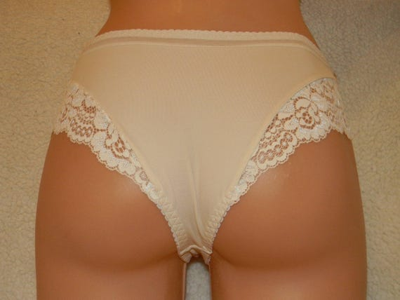 Bbw in lace panties