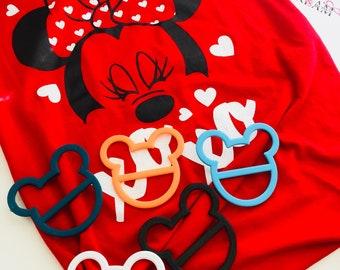 Slide shirt, slide scarf, vintage vibes, mickey slide shirt clip , mickey clip , mickey