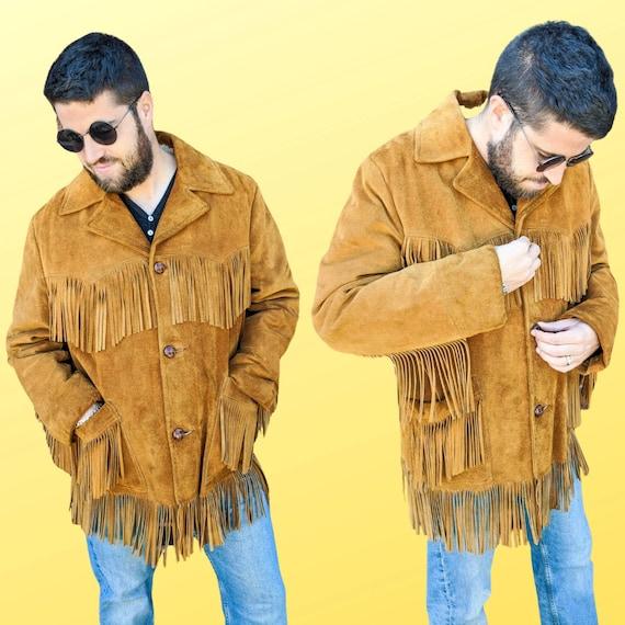 1970s Denim Trucker Jacket by Sears Western Wear