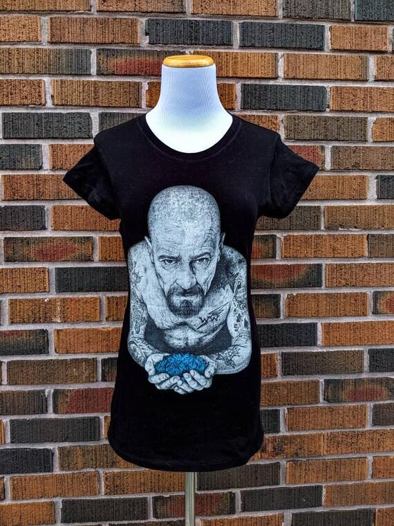 Heisenberg I Am The Danger Walter White M White Breaking Bad Inspired T-Shirt