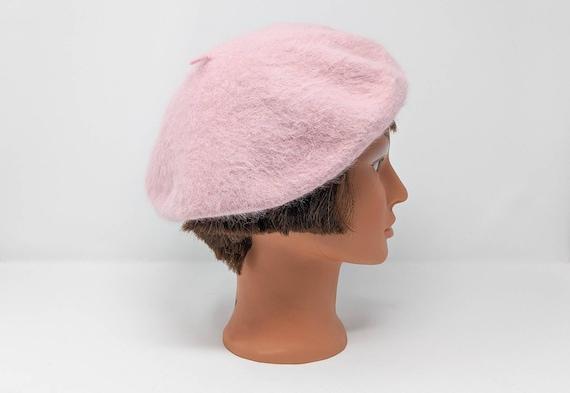 FREE SHIPPING - Vintage 1960's Light Pink Rabbit H
