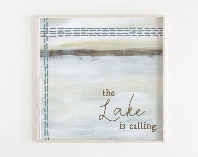 *lake escape*