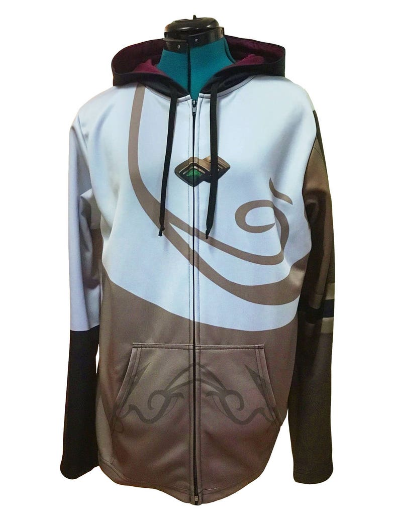 League of Legends Jhin Inspired Hoodie image 0