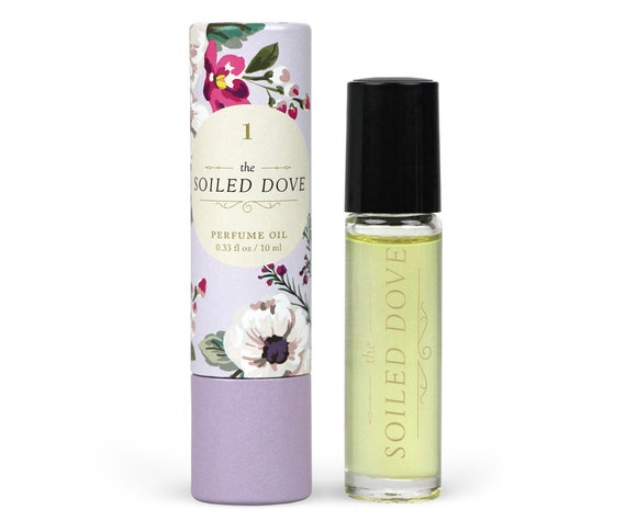 Violette Perfume Oil • Spicy Orchid, Violet and Black Pepper