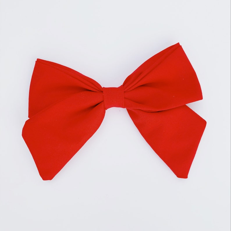 07609b24d87 Oversized Handtied Bow Hand Tied Bow Baby Girl Bow Adult