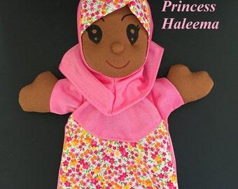 Hijabi Puppets
