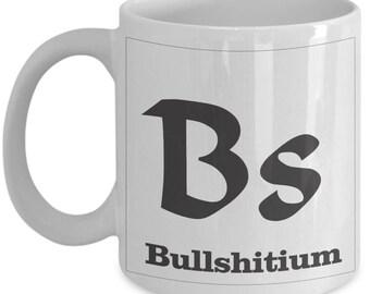Periodic table of elements mug Science Mug Funny