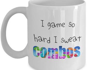 I Game so Hard I sweat Combos