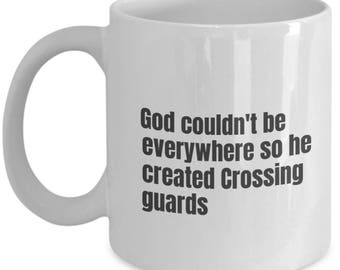 Crossing Guard funny mug, Crossing Guard funny mug, Crossing Guard, gift idea