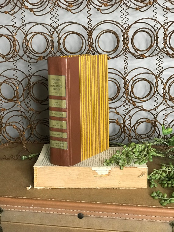 Vintage Book Joanna Gaines Style Home Sweet Home Kitchen Etsy
