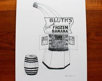 Skeleton Hand Print Etsy