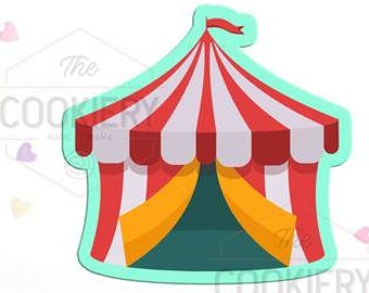 Circus Tent 4.5/'/' Cookie Cutter New!