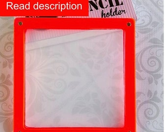 Fast Shipping!! Silk Screen Frame for the New Sweet Stencil Holder, Stencil Frame, The Sweetest Tiers