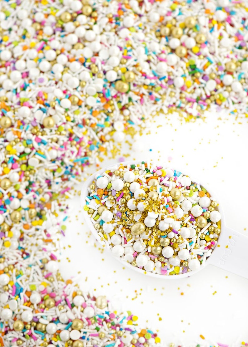 FAST Shipping!!! Glaze of Our Lives Sweetapolita Sprinkles, Jimmies  Sprinkles, Glaze of Our Lives Mix Sprinkles, Cookie Cake Sprinkles