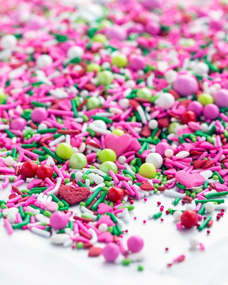 FAST Shipping!!! Strawberry Social Sweetapolita Sprinkles, Jimmies  Sprinkles, Strawberry Social Mix Sprinkles, Cookie Cake Sprinkles
