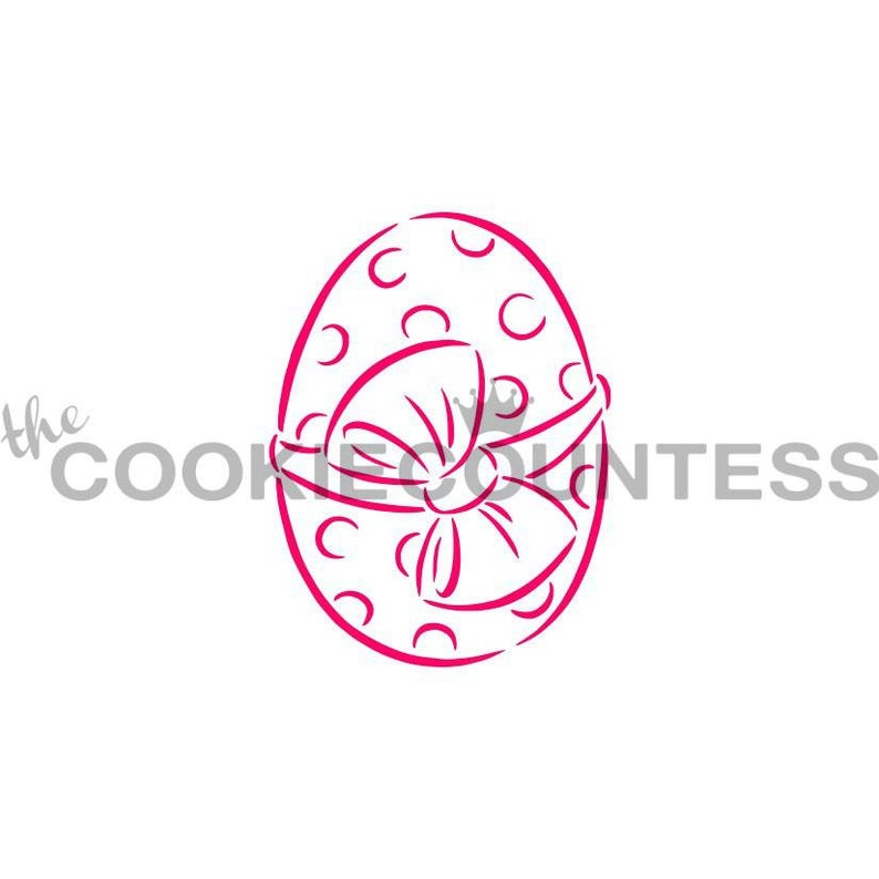 Fast Shipping Easter Pyo Stencil Easter Cookies Easter Etsy