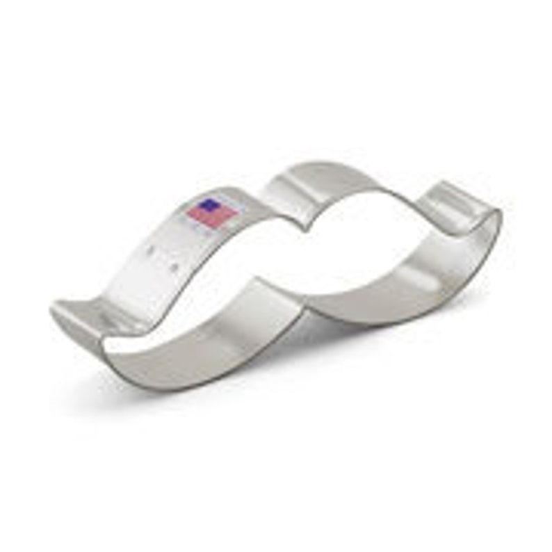 Cookie Cutter. FAST SHIPPING!! Father/'s Day Cutter Mustache Cutter