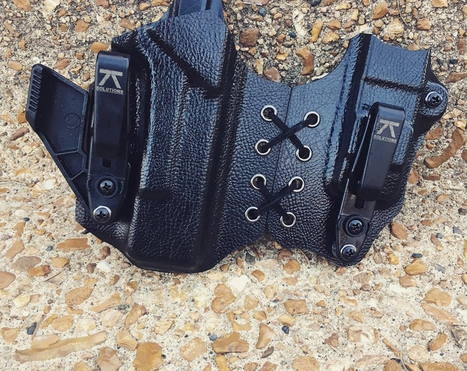 Featured listing image: Appendix Holster Split Mag Carrier