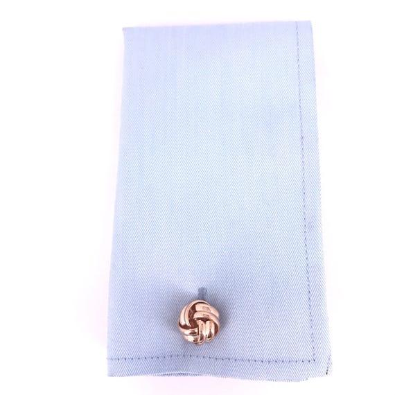 Tarot Hermit Card Gole-tone Cufflinks Tie Clip Box Set Engraved Optional