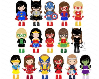 superhero clipart etsy rh etsy com superhero clipart free for teachers superhero clipart free