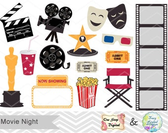 Free Movie Theater Marquee Png - Film Clipart - Free Transparent PNG Clipart  Images Download