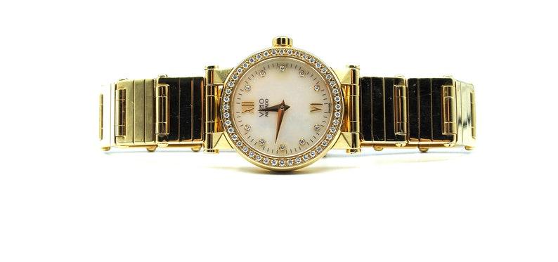 0b3bf883a1ac Reloj de Pulsera Movado Vizio Suizo de oro amarillo de 18k con