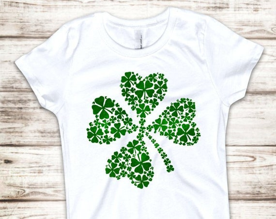 St. Patrick's Day Shirt- Short Sleeve