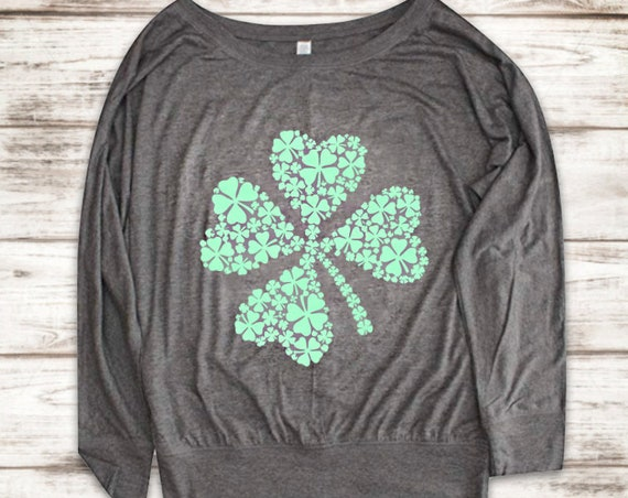 St. Patrick's Day Shirt- Long Sleeve
