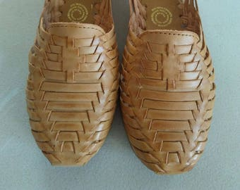 Authentic Mexican Leather Sandals (Huaraches) 0d45c869d