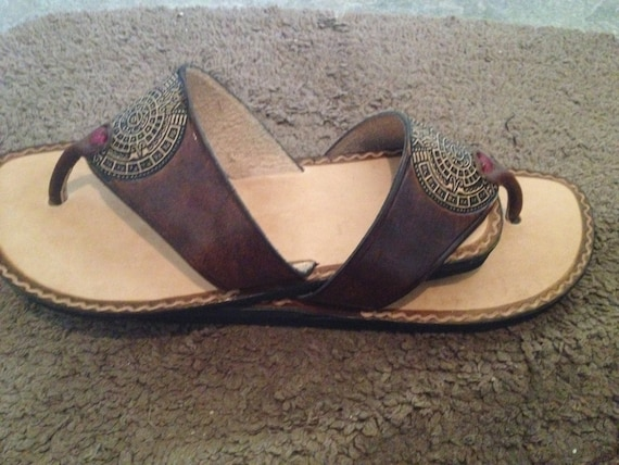 d86e75724512 SALE 20 %OFF!!!! Mexican Leather Sandals (Huaraches)
