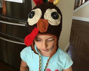 Turkey hat