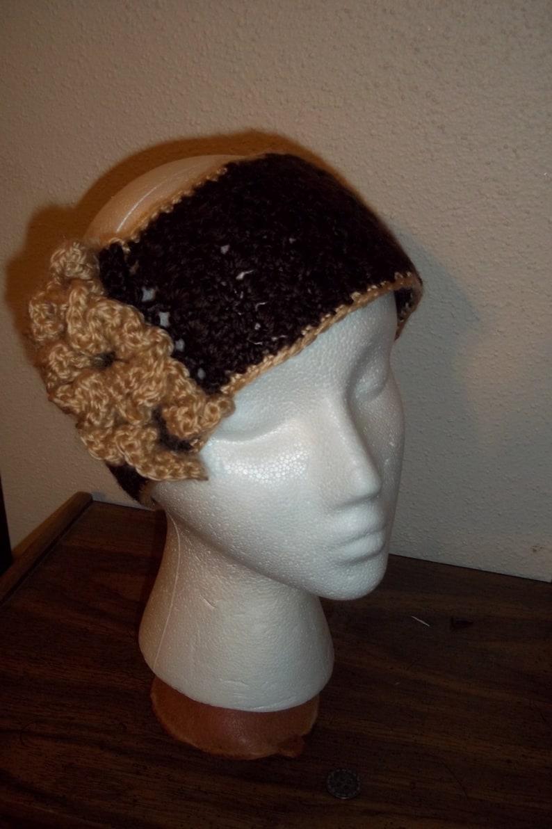 Crocheted Ear WarmerHeadband