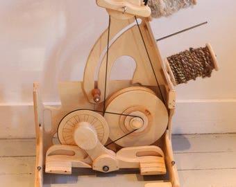 Spinning Wheel - SpinOlution King Bee- Travel Wheel - Free Shipping