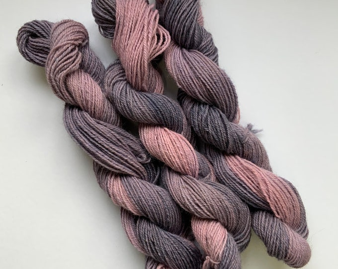 Alpaca Sock Yarn - Hand Dyed