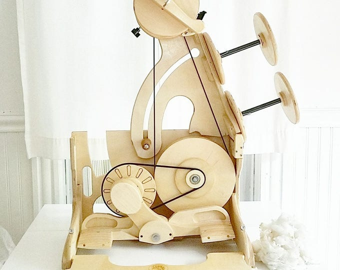 Spinning Wheel - SpinOlution Worker Bee - Travel Wheel - Free Shipping