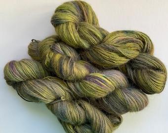 Alpaca/Angora Yarn - DK Weight