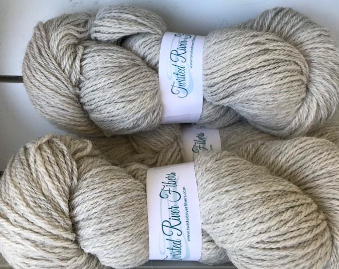 Alpaca Sock Yarn - DK Weight - Minnesota Grown