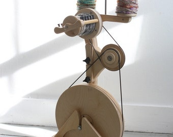 Spinning Wheel - SpinOlution Pollywog With Accelerator - Lightweight Wheel - Free Shipping