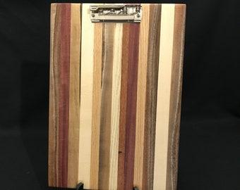 Reclaimed Pallet Wood Clipboard