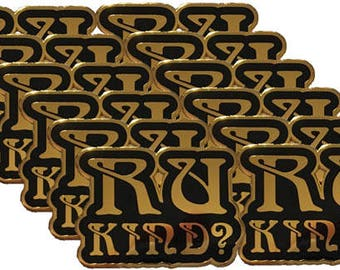 RU KIND?-10 Pack